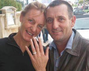 Duayne proposed to Deana in Monaco, where he and Dwayne Terry were invited to a ceremony to...