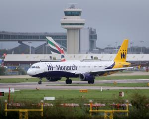 The UK's Monarch airlines. Photo: Getty Images
