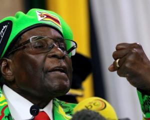 Mugabe (93) is blamed in the West for destroying Zimbabwe's economy and for numerous human rights...