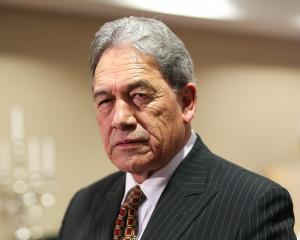 Winston Peters. Photo: Getty Images
