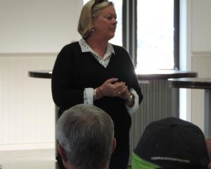 South Canterbury Rural Support Trust representative Sarah Barr asks people to consider the...