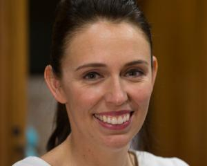 Jacinda Ardern. Photo NZ Herald