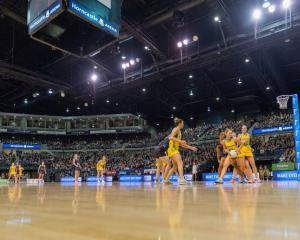 The gap between the Silver Ferns and Australia has progressively widened during the Constellation...