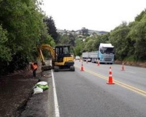 The summer highway maintenance period starts on Otago's roads this month. Photo NZTA