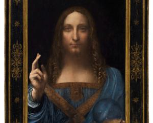 The painting, only recently rediscovered, was the last da Vinci left in private hands and fetched...