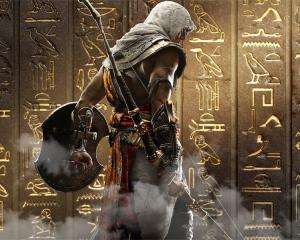 Assassins Creed Origins is set in ancient Egyptian times; one of the most fan requested locales....