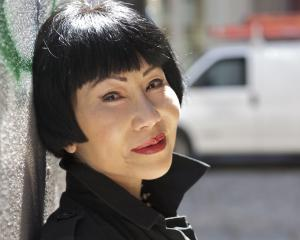 Amy Tan Photo: Rick Smolan