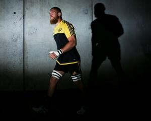 Hurricanes captain Brad Shields has reportedly upset senior All Blacks hierarchy by rejecting a...