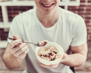 Oats are one of the wholegrain, low glycaemic index carbohydrate foods we could eat more of;...