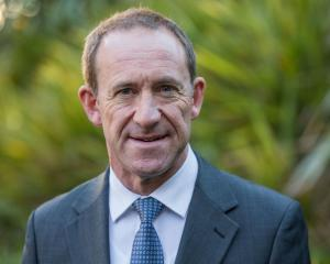 Andrew Little. Photo Getty