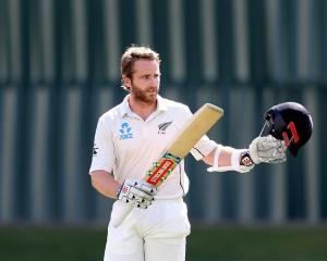 Kane Williamson. Photo: Getty Images
