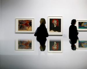 Its exhibition 'Degenerate Art - Confiscated and Sold' is composed mainly of drawings,...