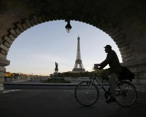 Paris. Photo by reuters