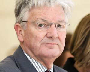 Peter Dunne. Photo Getty