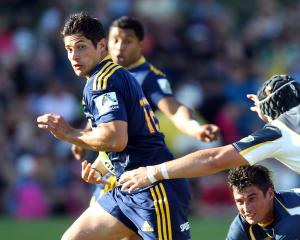 Former Highlander Phil Burleigh debuted for Scotland at the weekend. Photo: Getty Images