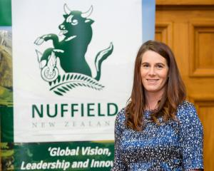 Landpro Ltd executive director Kate Scott, of Bannockburn, was awarded a Nuffield scholarship...