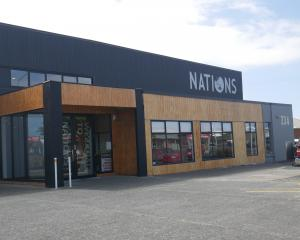 Nations Church, in King Edward St, after its renovations. PHOTO: JESSICA WILSON