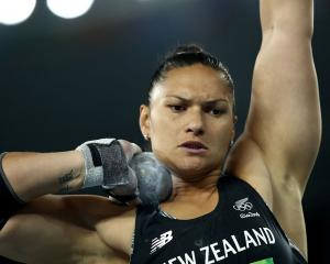 Valerie Adams. Photo: Getty Images