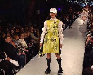 Dunedin Railway Station will no longer be the venue for the iD Fashion Show. Photo: Gregor...