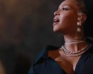 Beyonce, 'Family Feud' video. Photo: Twitter