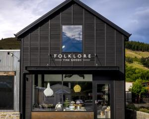 Folklore Fine Goods is in Clyde's Historic Precinct.
