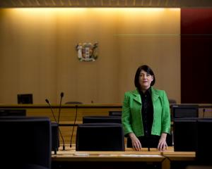 Chief District Court Judge, Jan-Marie Doogue. Photo: NZ Herald