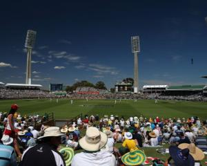 The WACA has played host to some memorable Ashes moments. Photo Getty