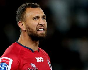 Quade Cooper. Photo Getty