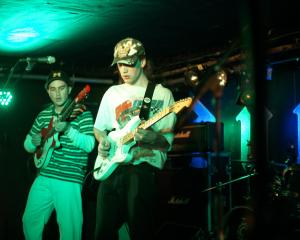 Jack Berry Band. Photo: Supplied