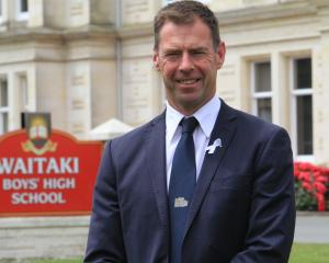 Waitaki Boys' High School rector Darryl Paterson looks back at his first year in charge of the...