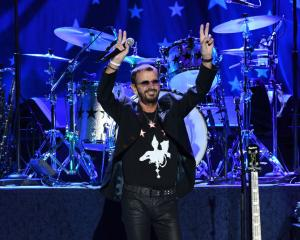 Ringo Starr. Photo: Getty Images