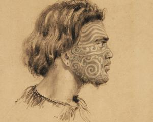 The portrait Atay, Chief of Otargo, New Zealand has been bought by the University of Otago's...
