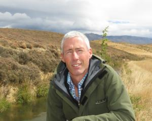 Alexandra farmer and water advocate Gary Kelliher would like the Otago Regional Council to...