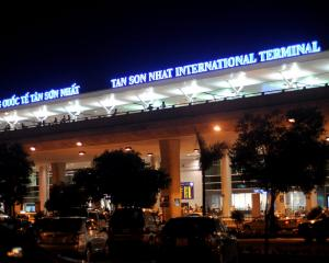 Police foiled the plot to bomb Tan Son Nhat airport after passengers spotted boxes which were...