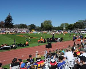 The Tauranga Domain will play host to the national sevens tournament next year. Photo: Getty Images