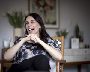 Prime Minister Jacinda Ardern relaxes at her home in Point Chevalier and reflects on what comes...