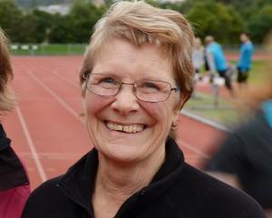 Joan Merrilees.