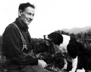 Fiordland personality Davey Gunn. PHOTO: MURRAY GUNN COLLECTION