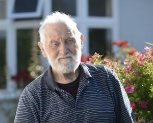 Taieri theatre stalwart Nigel Ensor. Photo: Gerard O'Brien