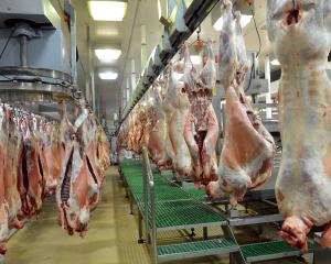 Lamb and mutton were at record prices in December. Photo: Stephen Jaquiery