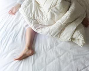 Warmer-than-normal night-time temperatures might be making it harder for people to sleep. Photo:...
