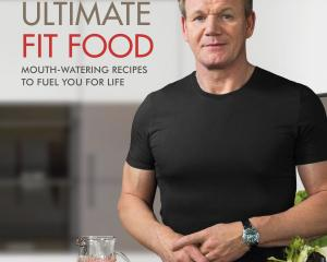 Gordon Ramsay's Ultimate Fit Food, by Gordon Ramsay, published by Hodder & Stoughton, RRP $49...