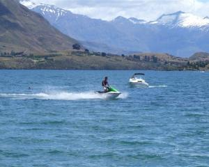 Jet-boaters and jet-skiers are being reminded of their responsibilities when out on the region's...