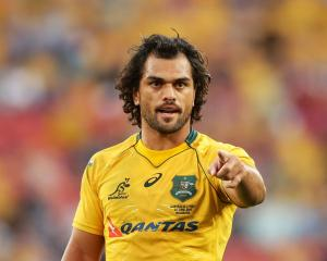Karmichael Hunt. Photo: Getty Images