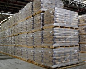 Whole milk powder was a strong performer in the latest GlobalDairyTrade auction. Photo: Linda...