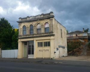 This rundown  1880s Tees St building  will get a new lease on life as visitor accommodation....