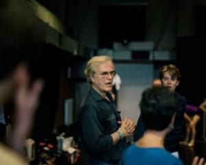 Peter Martins, formerly of the New York Ballet. Photo: Twitter