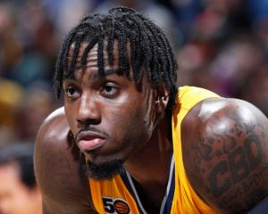 Rakeem Christmas. Photo: Getty Images
