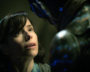 British actress Sally Hawkins plays a mute janitor in the film. Photo: supplied