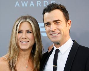 Jennifer Aniston and Justin Theroux have announced their separation. Photo: Reuters